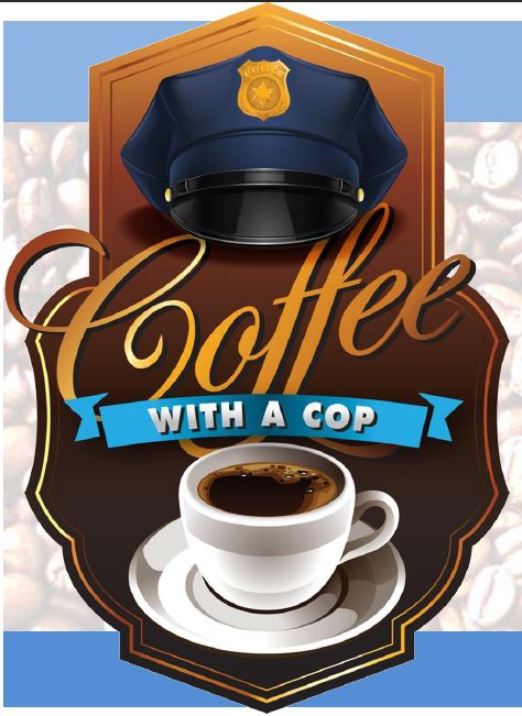 Coffee with a Cop – July 8th