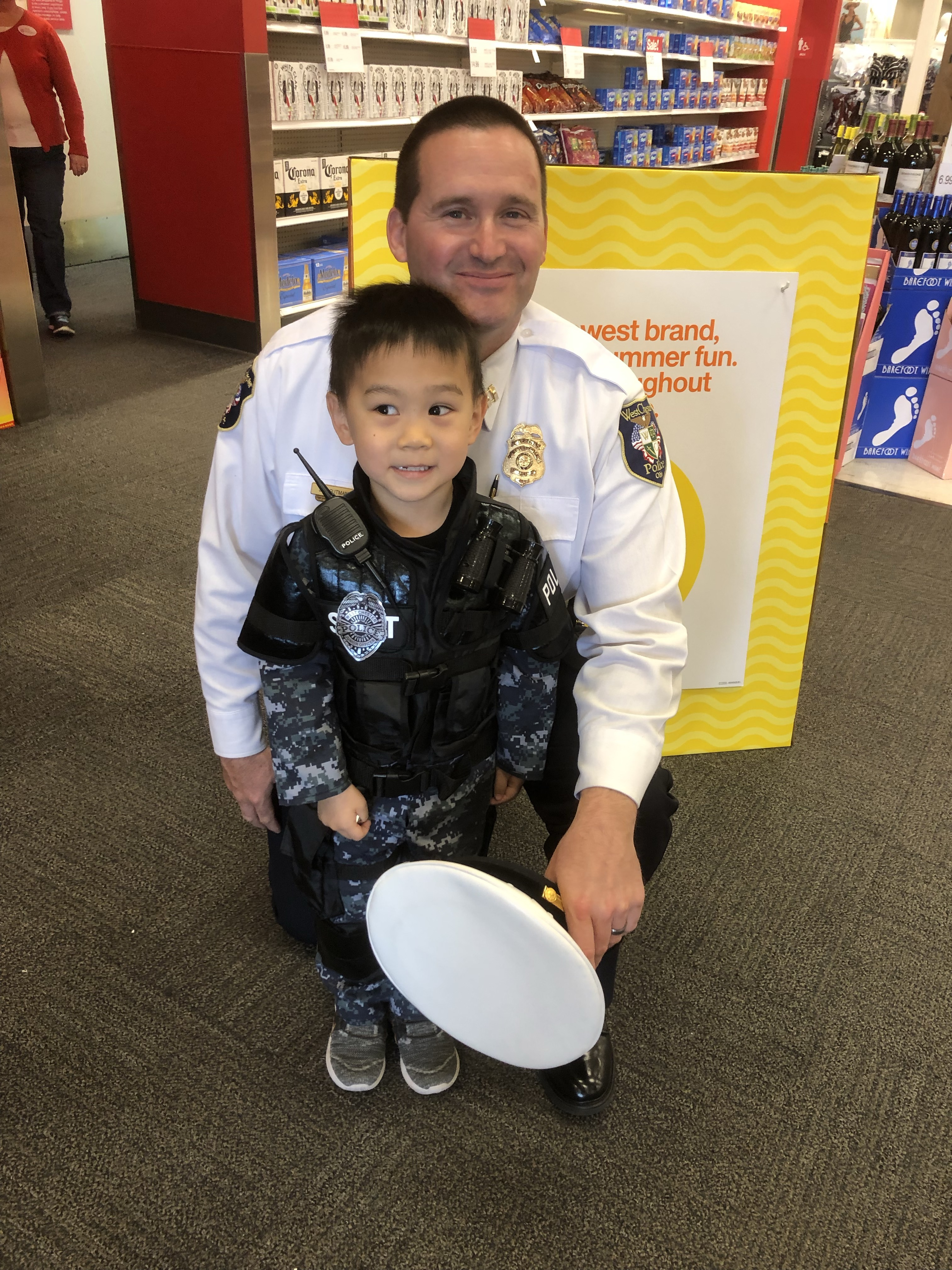 Coffee with a Cop, May 10, 2019