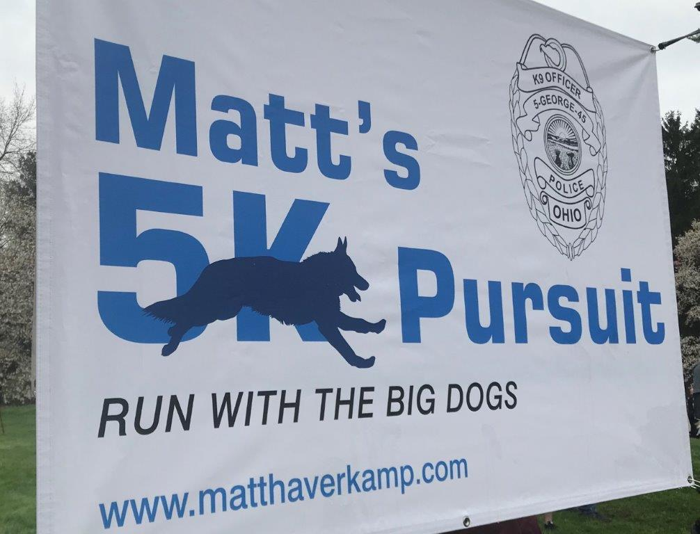 Matt Haverkamp Foundation, Fourteenth Annual Matt's 5K Pursuit
