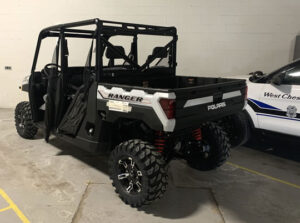 Great News… The UTV is Here!